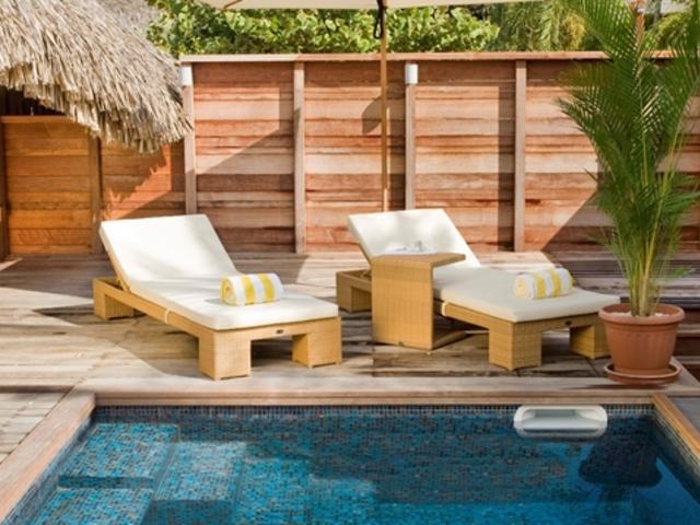 King Garden Pool Suite