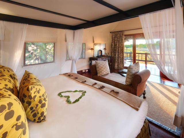 Luxury Tented Room