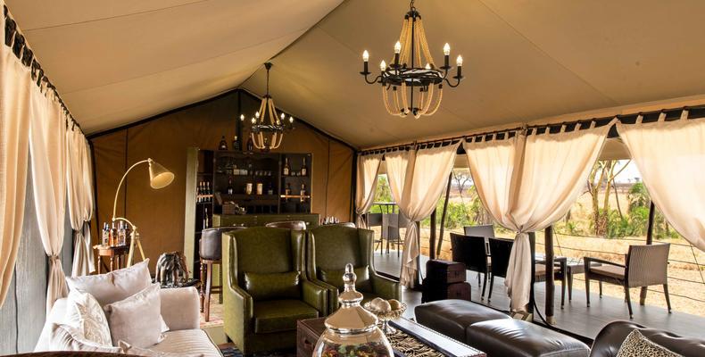 Ole Serai Luxury Camp Turner Springs