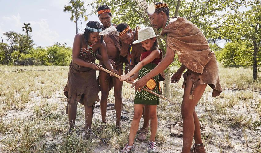 Bushman Cultural Experience