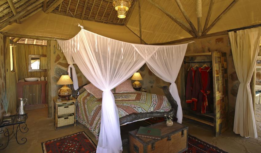 Relax in the comfort of your double bedroom with en-suite bathroom