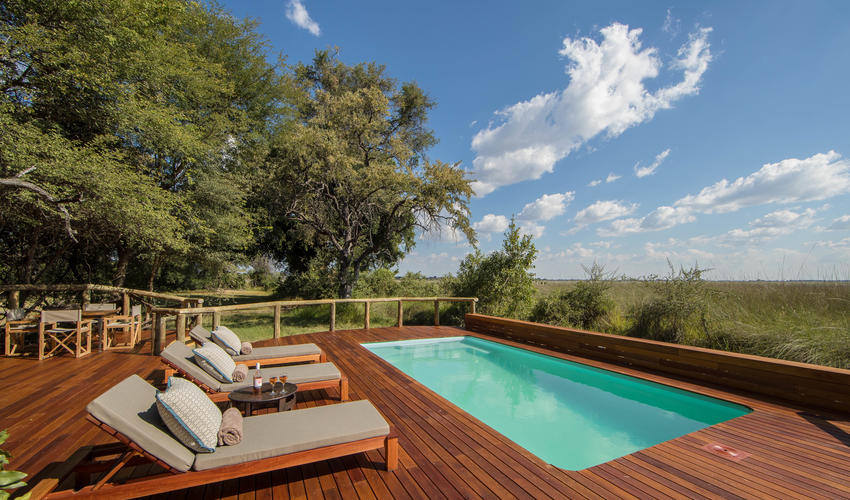 Relax and soak in the sun whilst enjoying the beautiful views