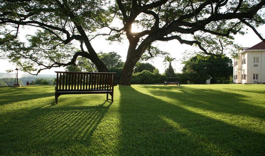 Lush Garden - Relax in the gardens