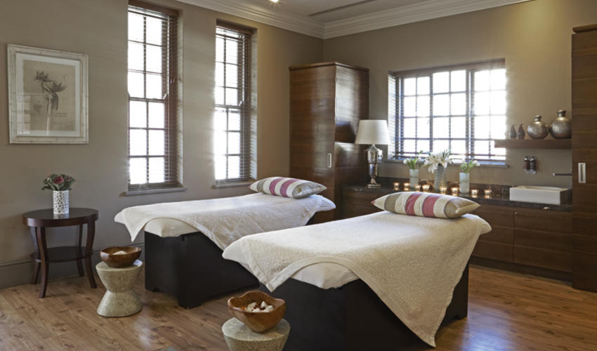 Oversized treatment rooms