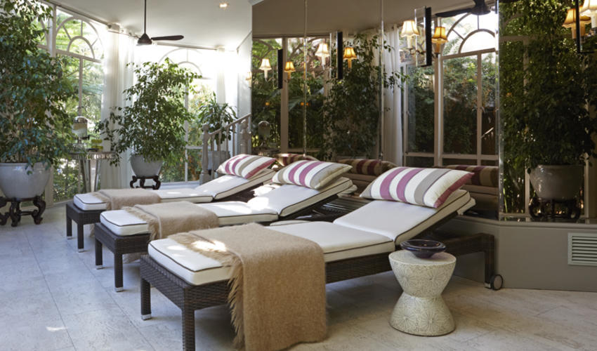 Relaxation area