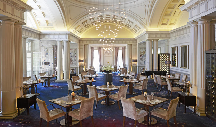 Our fine dining restaurant