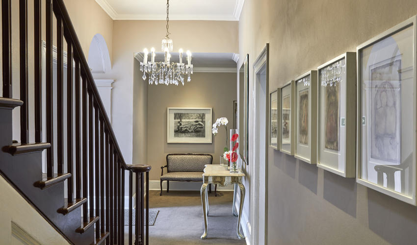 Dock House Boutique Hotel | Entrance Hall