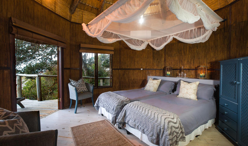 Children's bedroom of a family suite