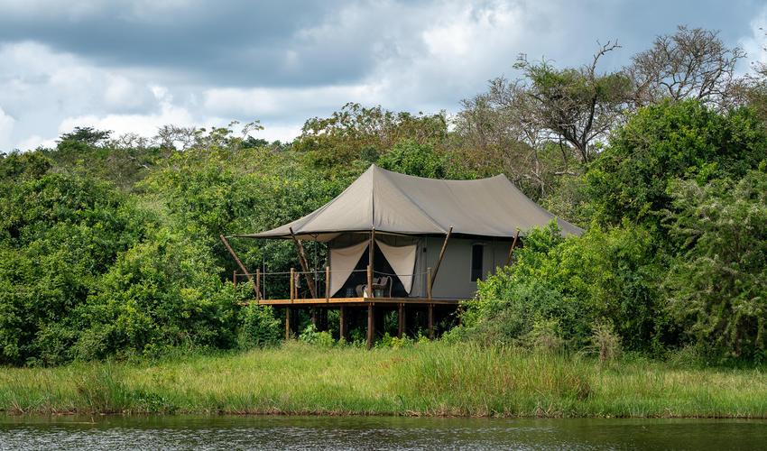 Magashi guest tent