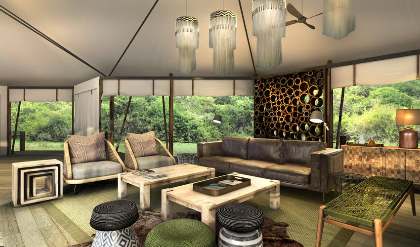 Artist's Impression | main area lounge