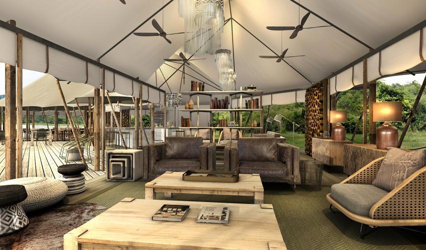 Artist's Impression | main area interior lounge