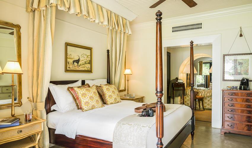 Presidential Suite Bedroom