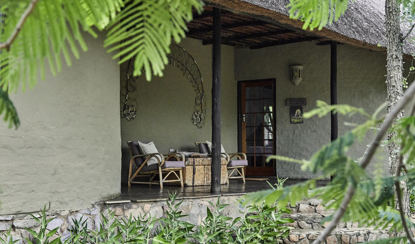 Motswari Private Game Reserve | Bungalow