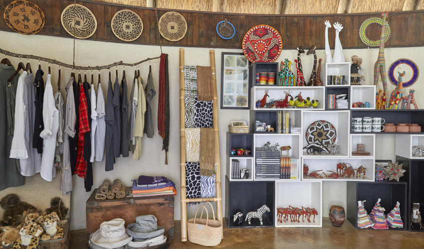 Motswari Private Game Reserve | Curio Shop