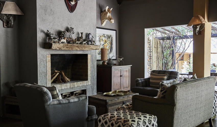 Motswari Private Game Reserve | Lounge