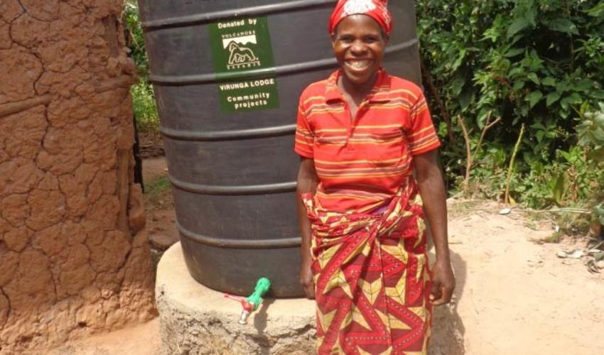 Virunga Lodge Community Projects