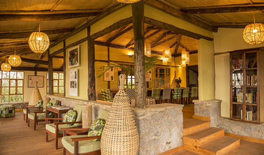 Dian Fossey Map Room