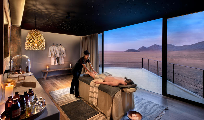 Healing earth wellness treatment