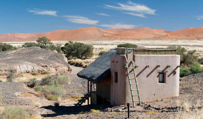 Sossusvlei dune view