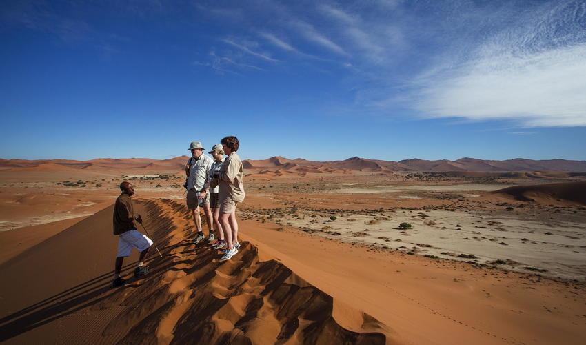 Sossusvlei Dune visit