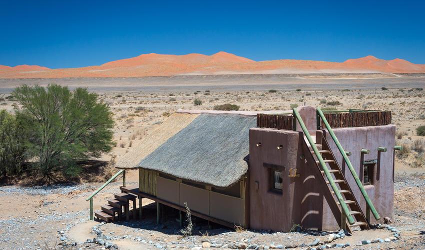 Guest Kulala and desert views