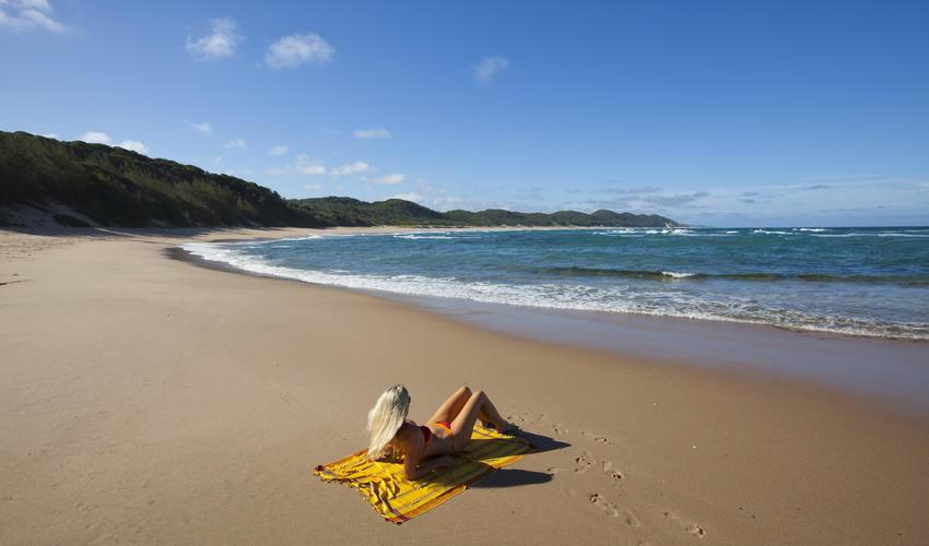 Rocktail Beach