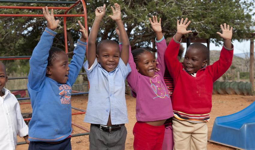 Experience the various initiatives, join in a pre-school music lesson or purchase products created by the self-help groups