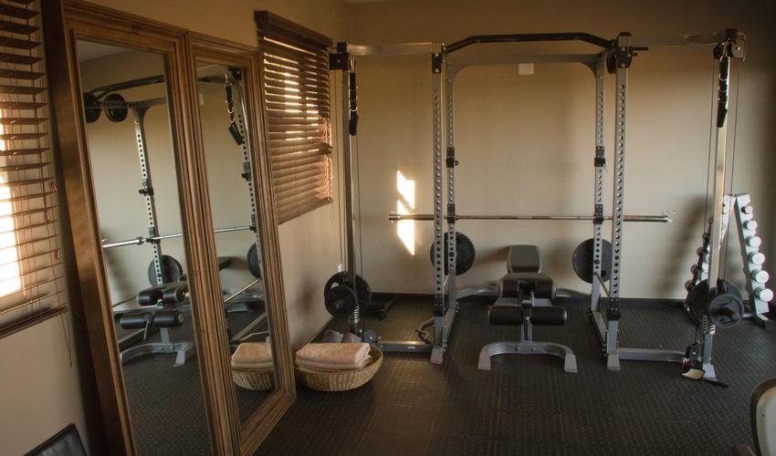 The Jamala gym