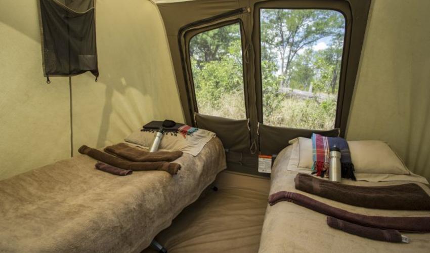 Selinda Adventure Trail Tent