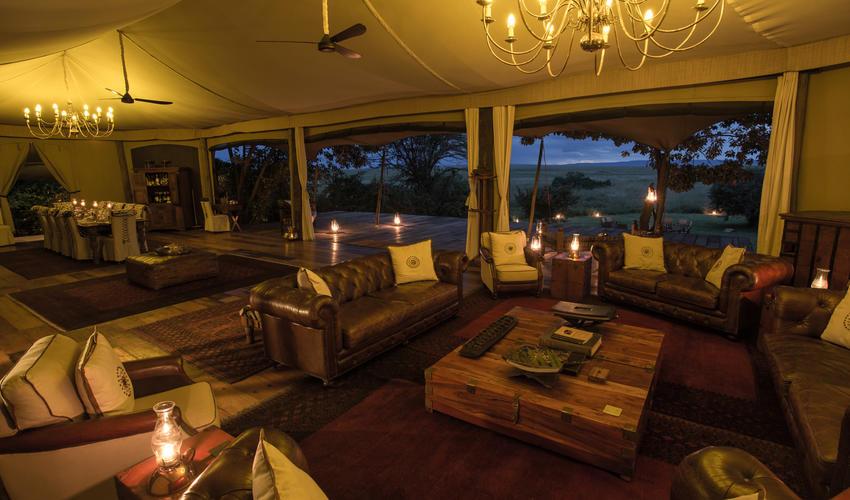 Mara Plains Lounge