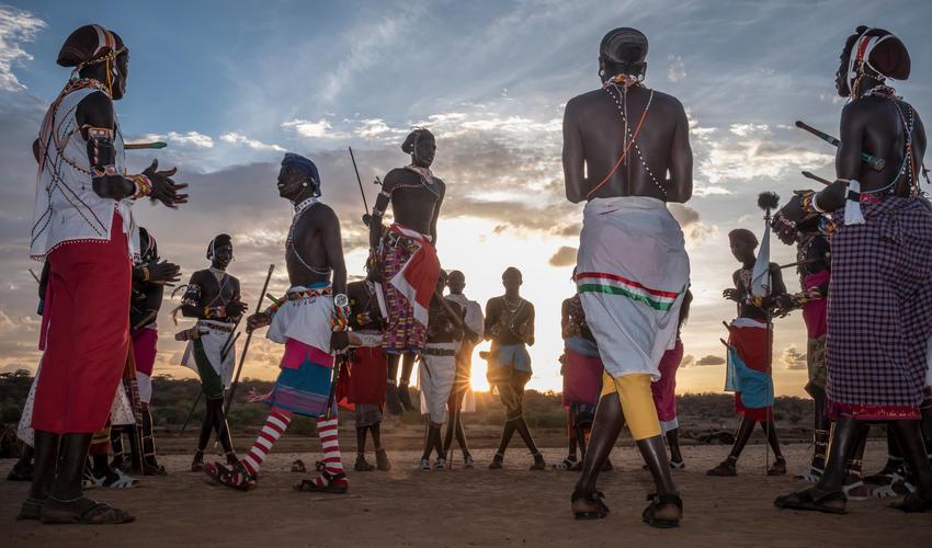 Samburu Morans