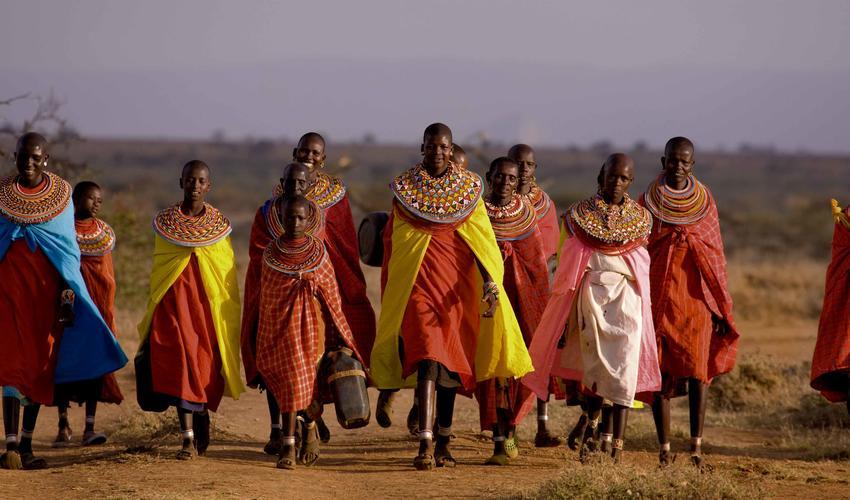 Samburu Women