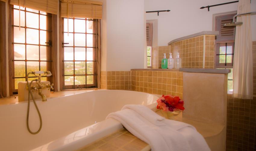 Bathroom in Honeymoon Suite