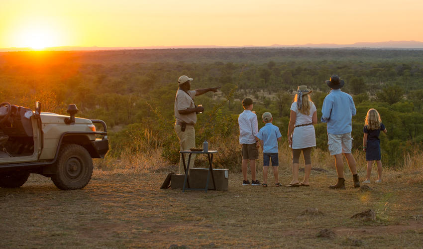African sunset anyone...