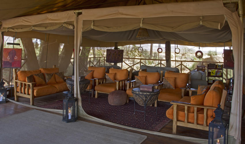Luxury Safari Camps & Lodges