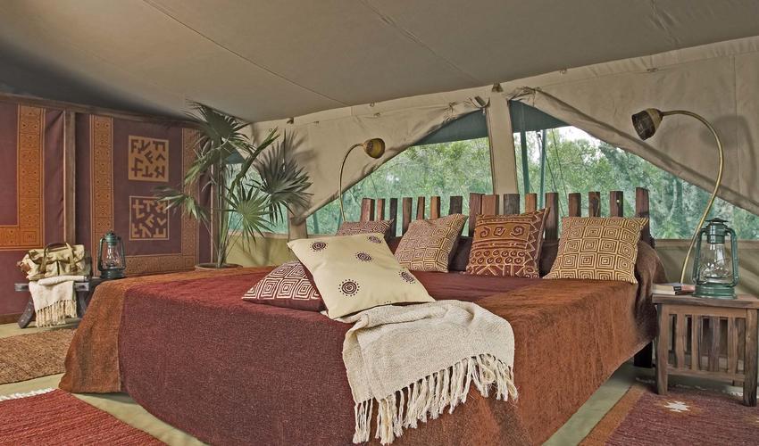 Kicheche Laikipia double tent
