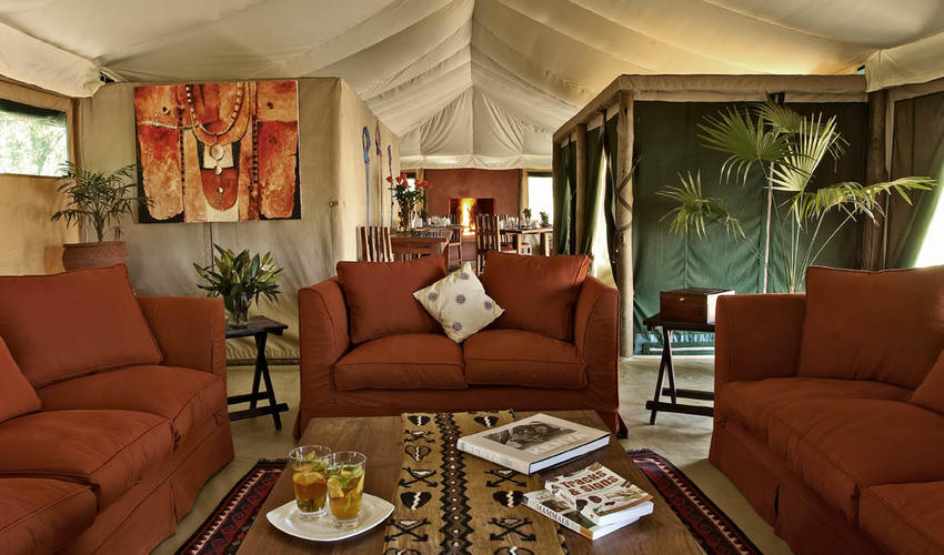 Kicheche Laikipia lounge