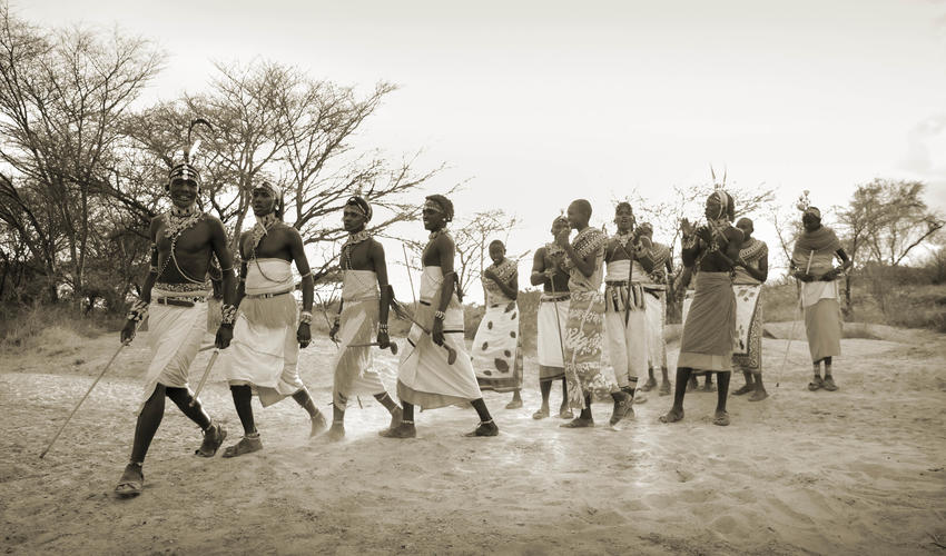 Samburu People and Culture