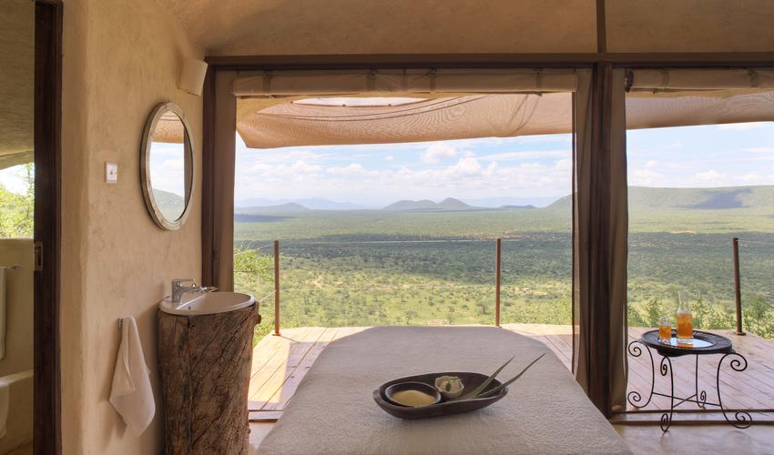 The Samburu Wellbeing Space