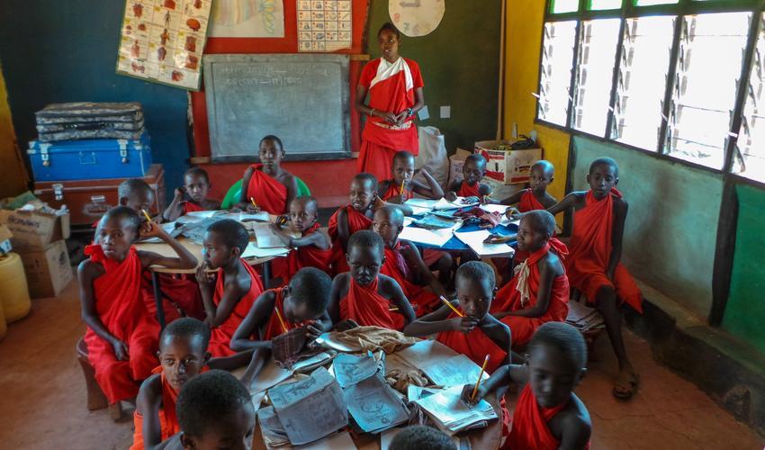 Il Ngwesi Primary school