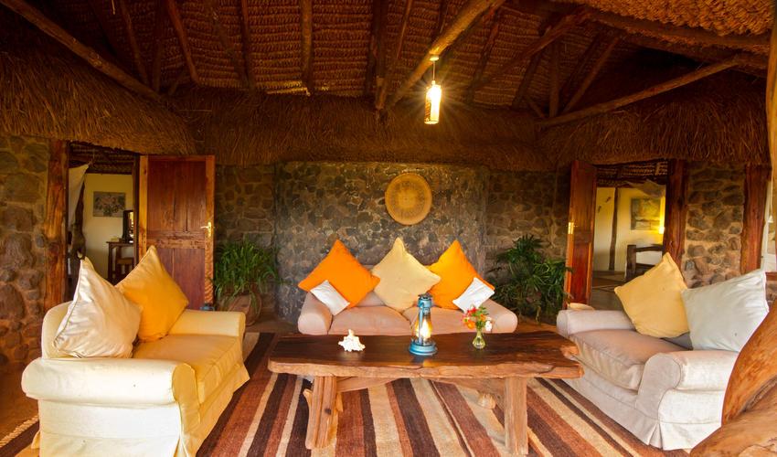 Family Cottage verandah