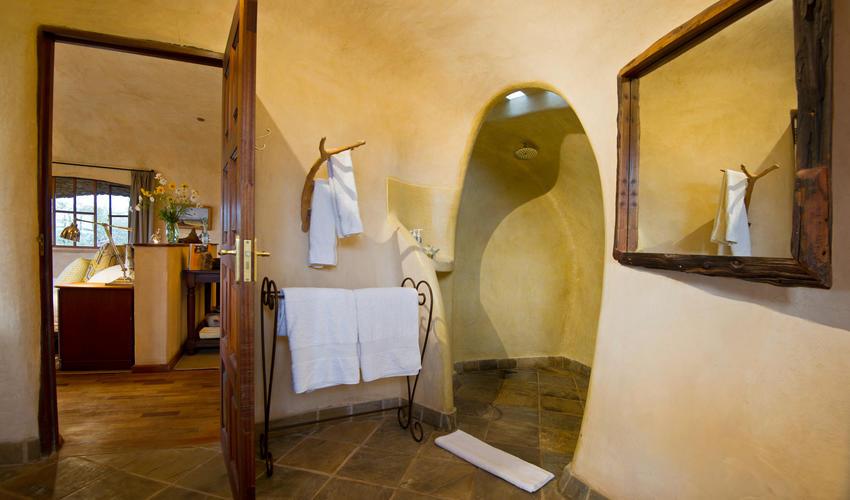 Earthpod bathroom