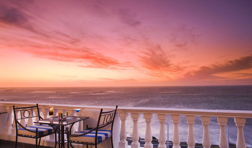 Best spot for sun downers in Cape Town