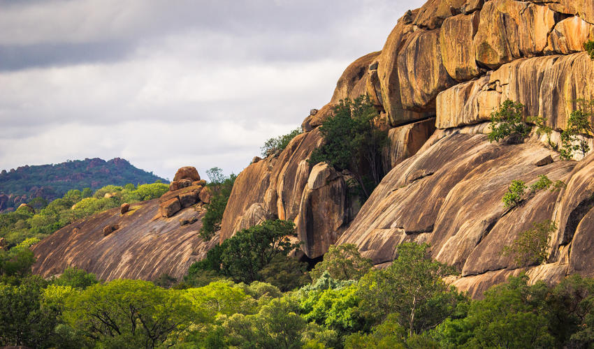 Matobo Hills has some of the most incredible scenery