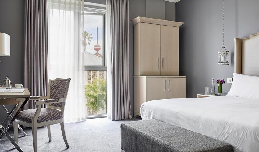 Queen Victoria Hotel | Deluxe Room