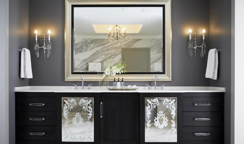 Queen Victoria Hotel | Executive Room | Bathroom