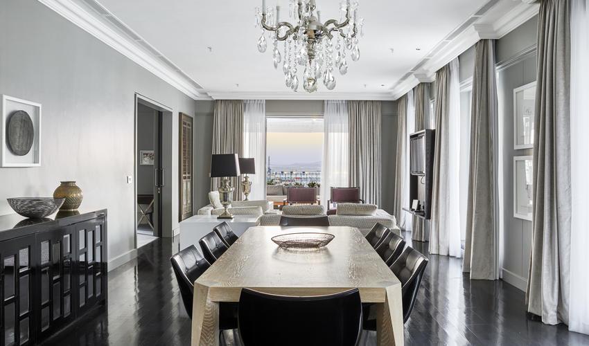 Queen Victoria Hotel | Presidential Suite