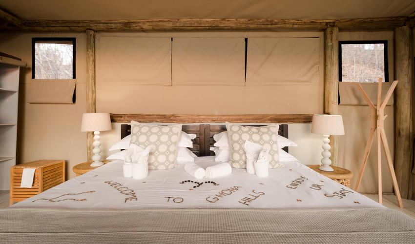 Luxury King Tented Suite