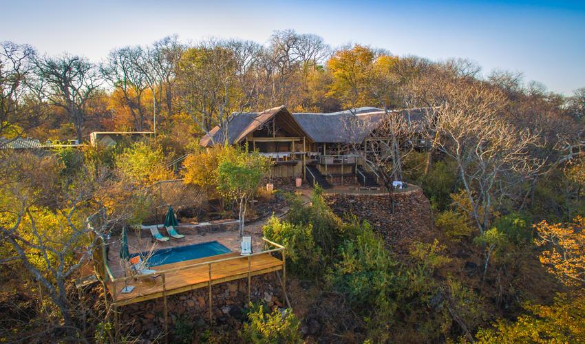 Ghoha Hills Pool & Lounge