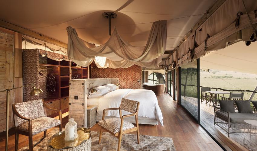 Main bedroom interior